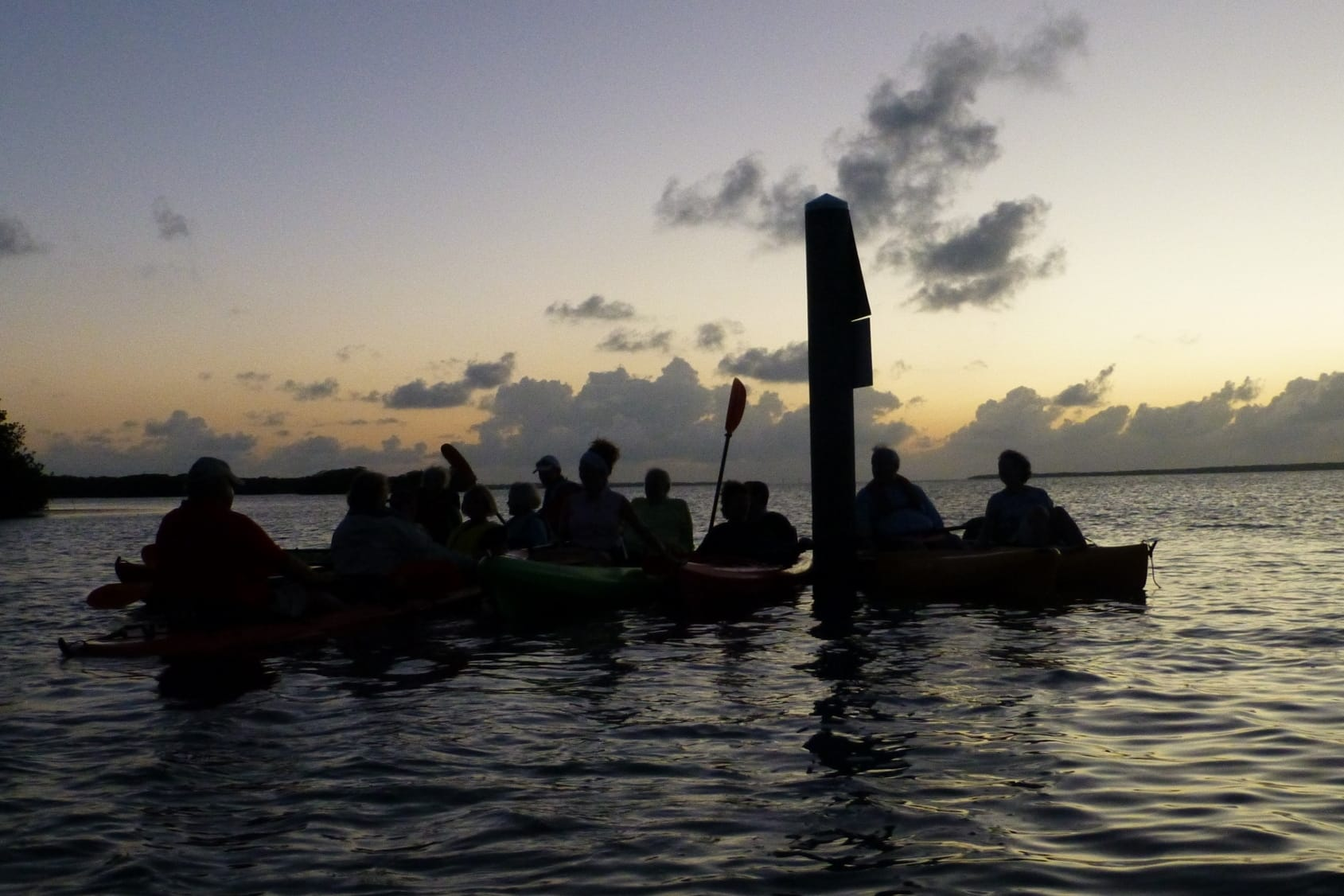 Kayaking At Night: A Guide To Keep You Safe