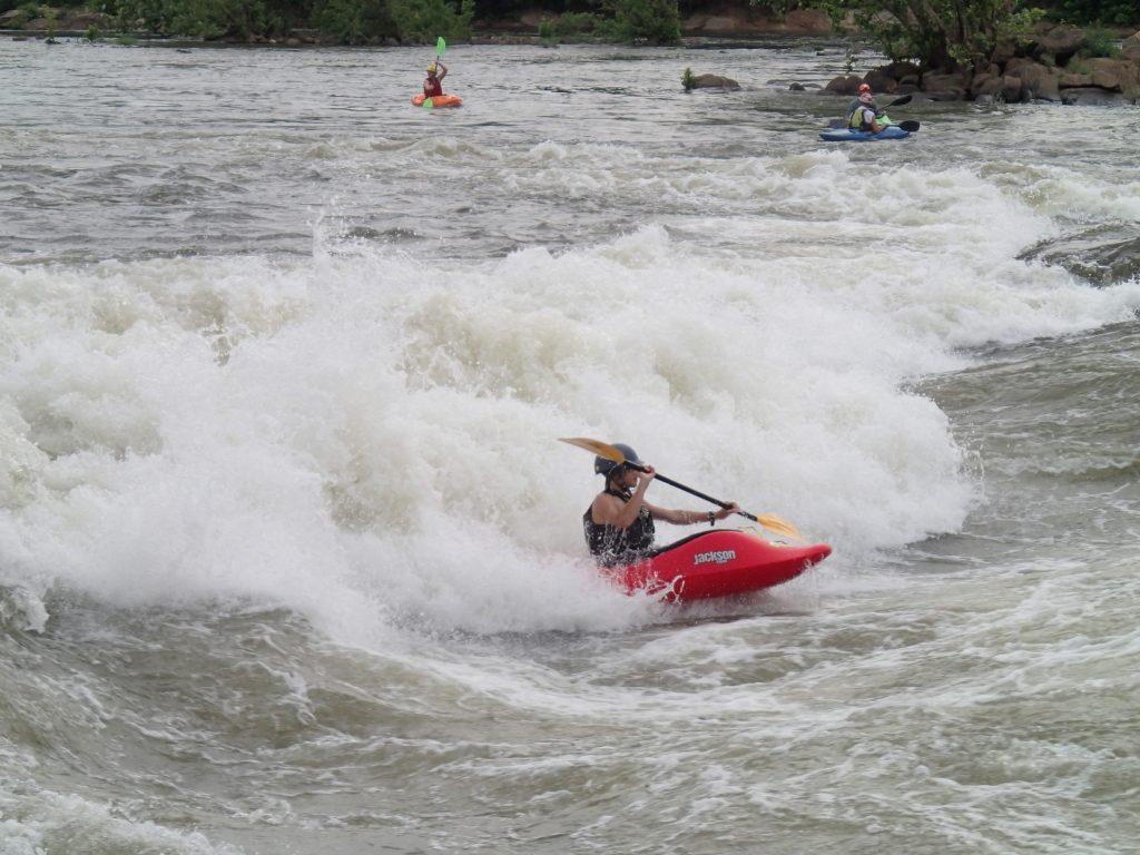 Kayaking in Georgia