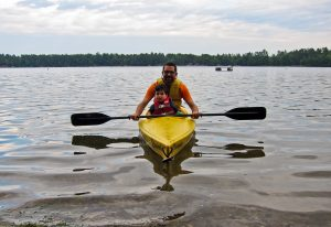 Kayaking in Wisconsin